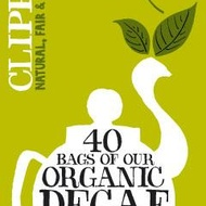 Organic Decaf Everyday Tea from Clipper