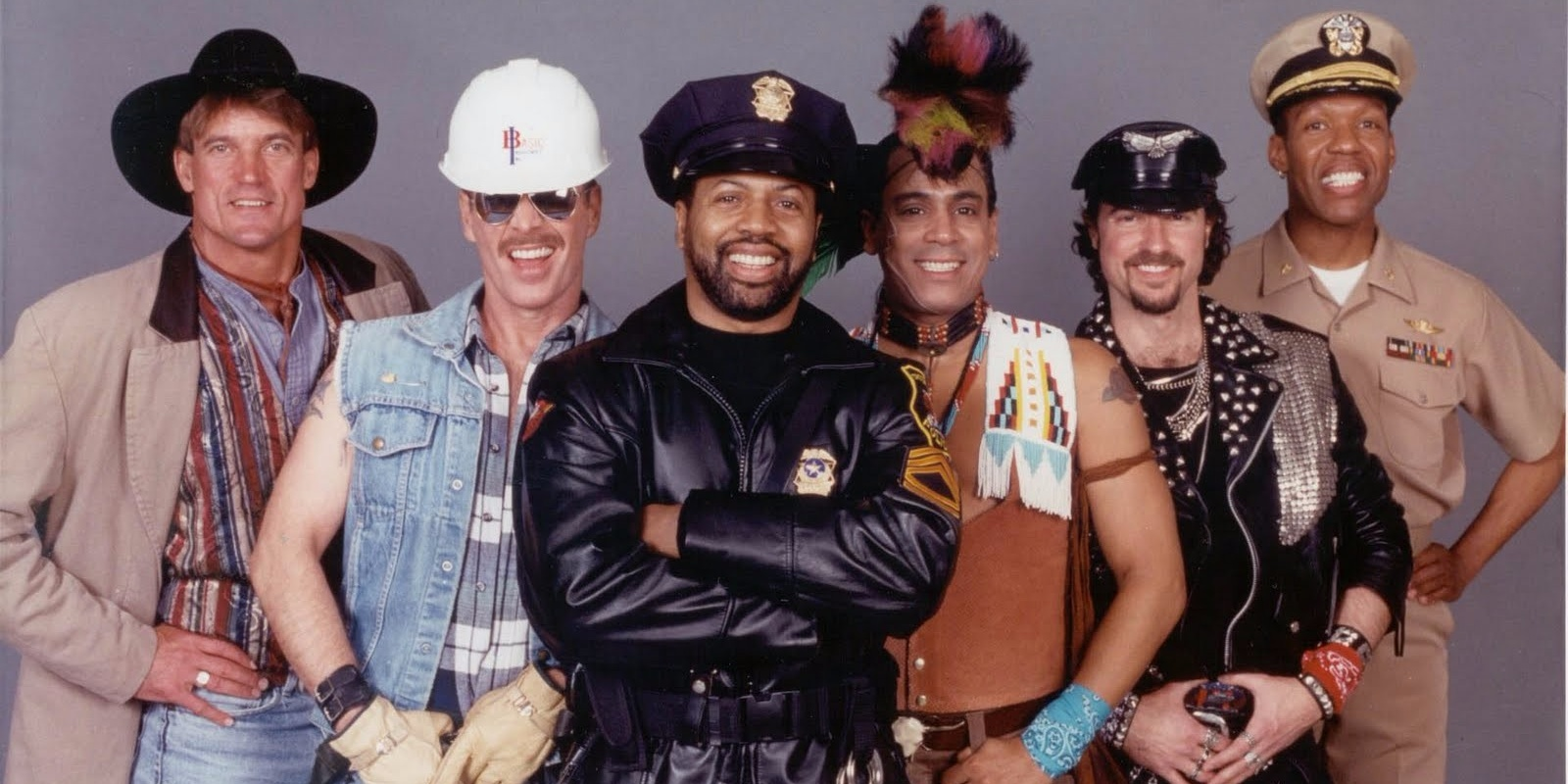 Village People celebrate their 40th Anniversary in Singapore