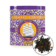 Thé noir Vanille & Caramel Tea Time from terre d'Oc