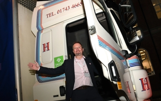 President of Made in the Midlands, Christopher Greenough