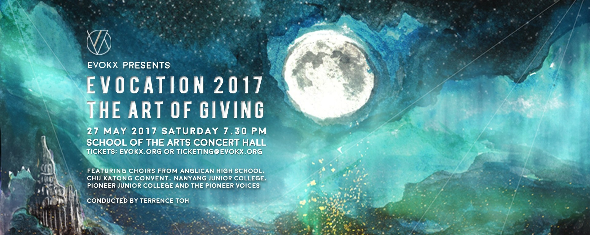 Evocation 2017: The Art of Giving