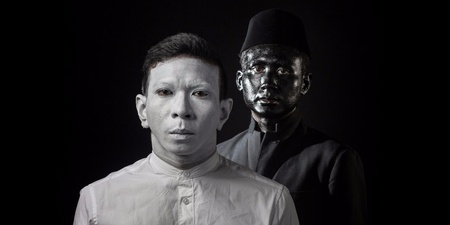 WATCH: The ever-shifting faces of NADA coalesce on their trippy 'Dondang Astatke' music video