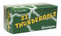 Remington Ammunition Thunderbolt