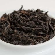 Aged Da Hong Pao (2008) from Old Ways Tea