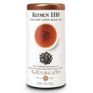 Keemun 1110 from The Republic of Tea