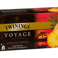 Voyage African tunda from Twinings