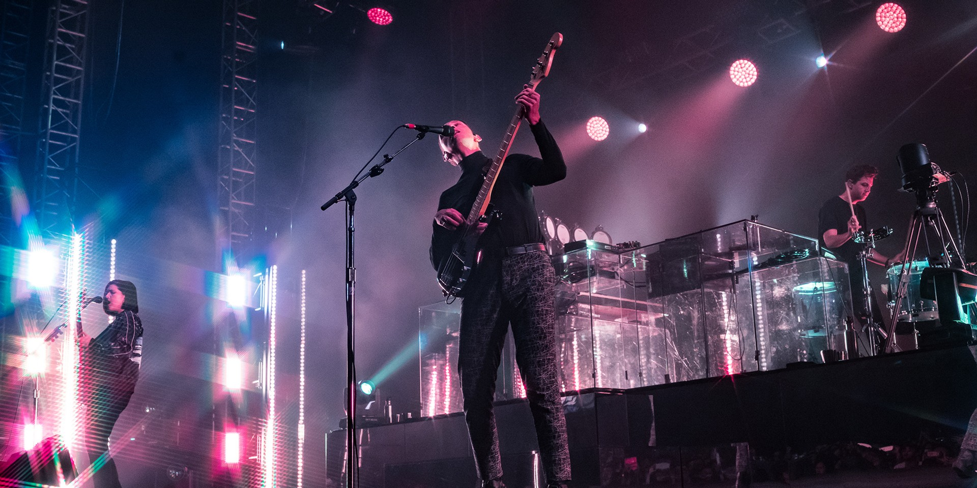 The xx kick off their full-fledged 2018 Asian tour in Jakarta — gig report