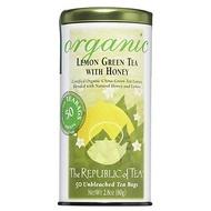 Honey Lemon (Organic) from The Republic of Tea