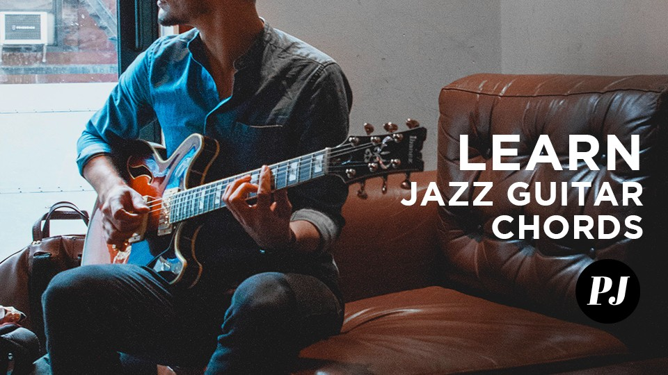Jazz Guitar Chords An Introduction Pickup