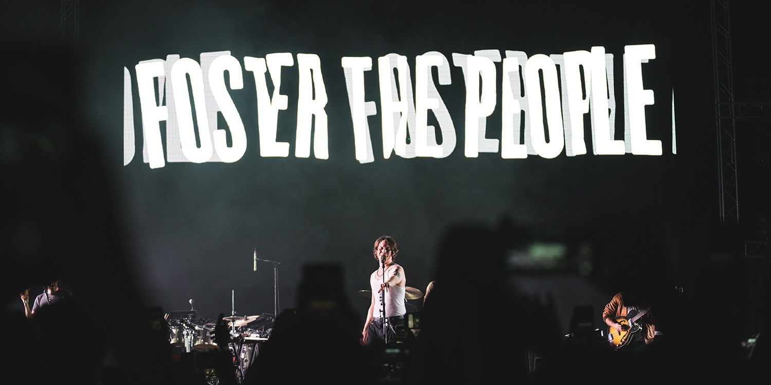 Rekindling the flame with Foster The People — gig report