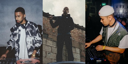 Grime MC J-mal will grace the next edition of .Wav(y) later this week