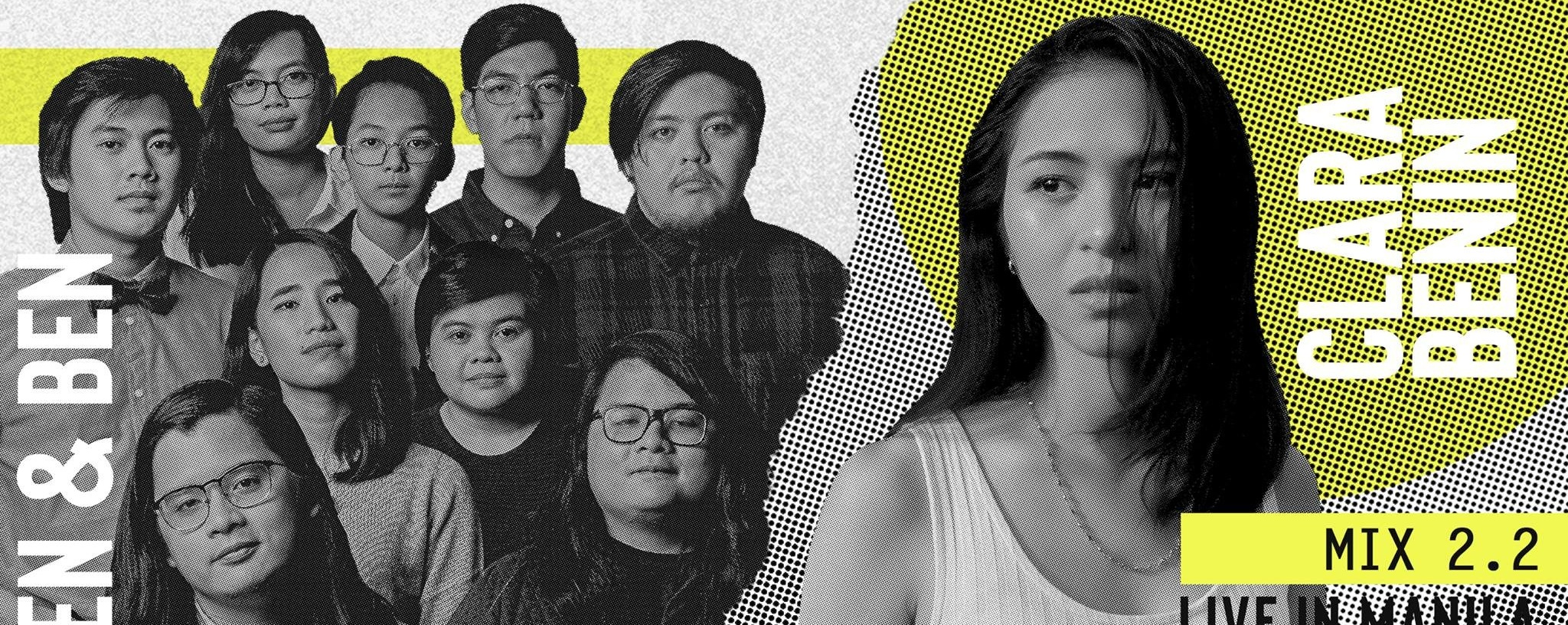 Karpos Live Mix 2.2 Ben&Ben and Clara Benin