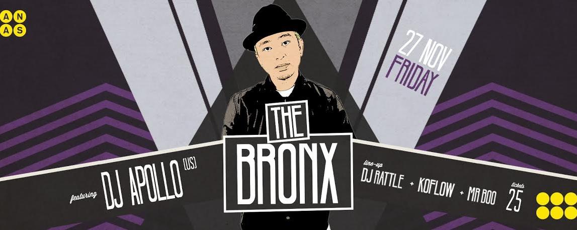 The Bronx ft. DJ Apollo (US)