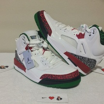 DS NIKE AIR JORDAN SPIZIKE OG RETRO SIZE 10.5 315371 125
