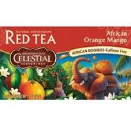 African Orange Mango Red Tea from Celestial Seasonings