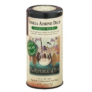 Vanilla Almond Decaf from The Republic of Tea