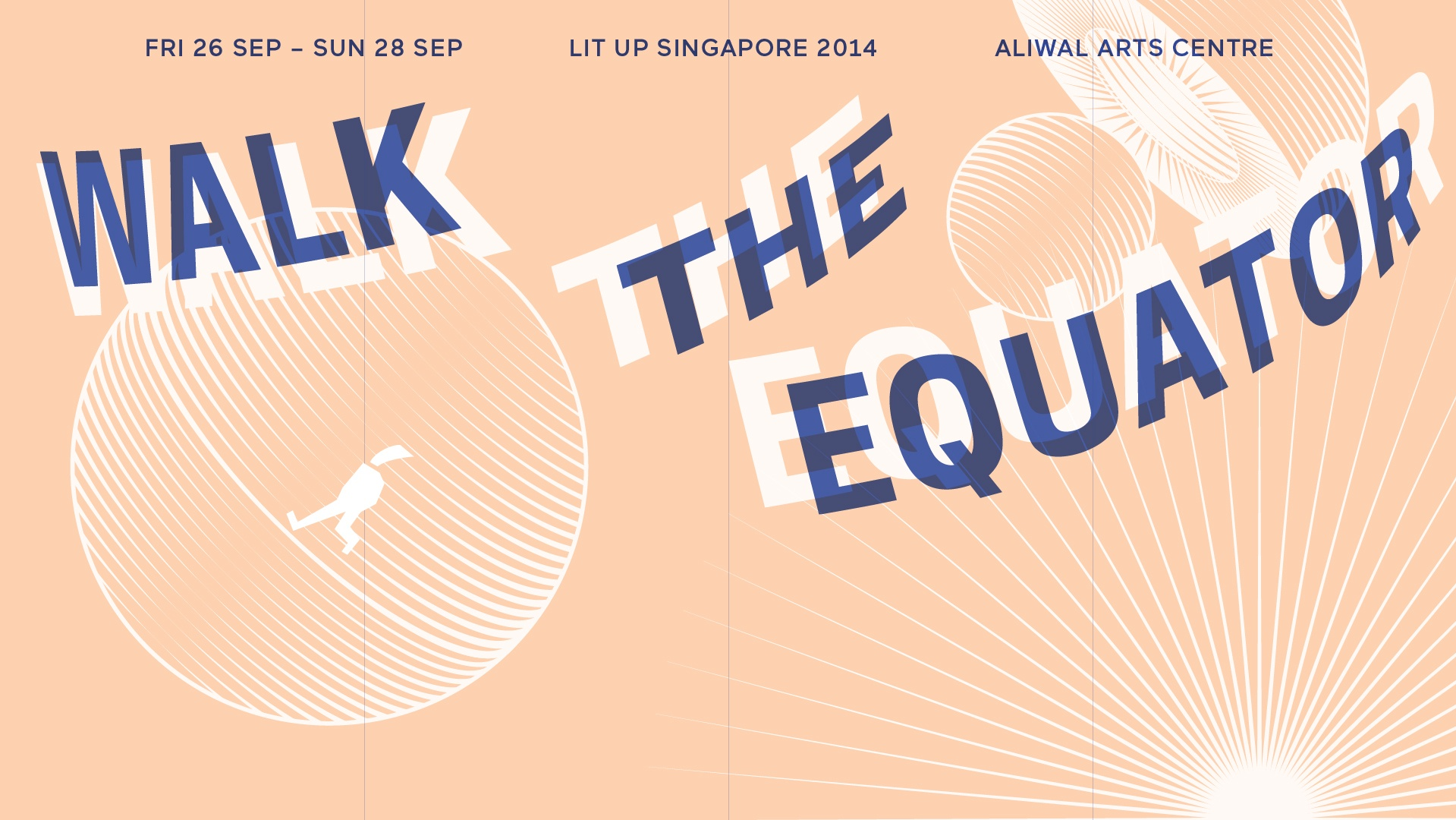 Lit Up 2014 - Walk The Equator