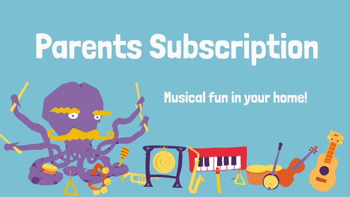DabbledooMusic Parents' Course