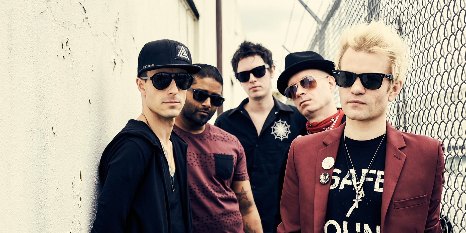 Sum 41's Deryck Whibley tells us the stories behind his band's discography