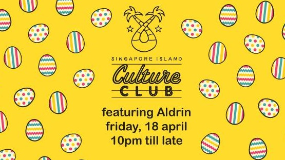 SINGAPORE ISLAND CULTURE CLUB with ALDRIN