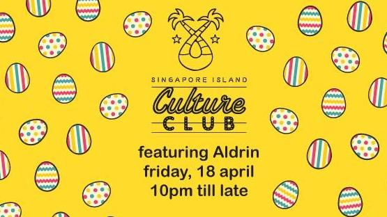 SINGAPORE ISLAND CULTURE CLUB with ALDRIN
