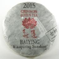2015 Crimson Lotus Baiying 'Whispering Sunshine' from Crimson Lotus Tea