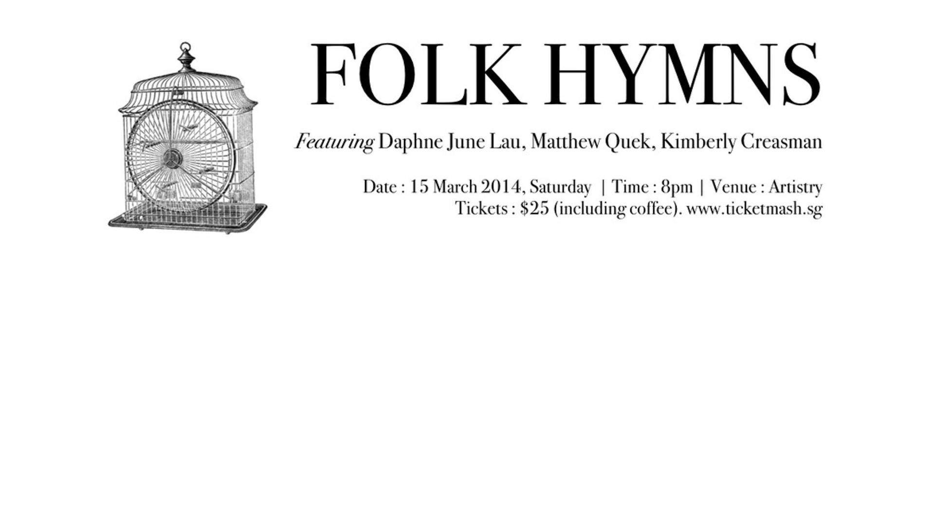 Folk Hymns