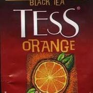 tess orange from tess tea