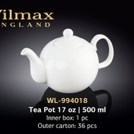 Teapot WL-994018 from Wilmax England
