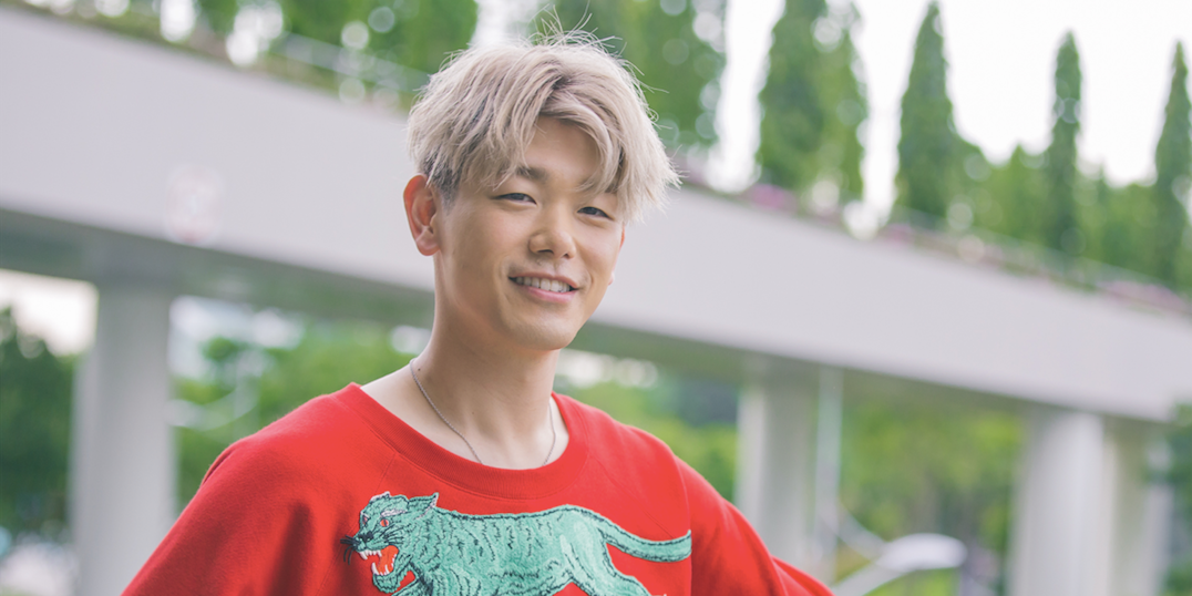 K-Pop artist Eric Nam on his signature sound, shedding his good boy image, and hosting HallyuPopFest 2018