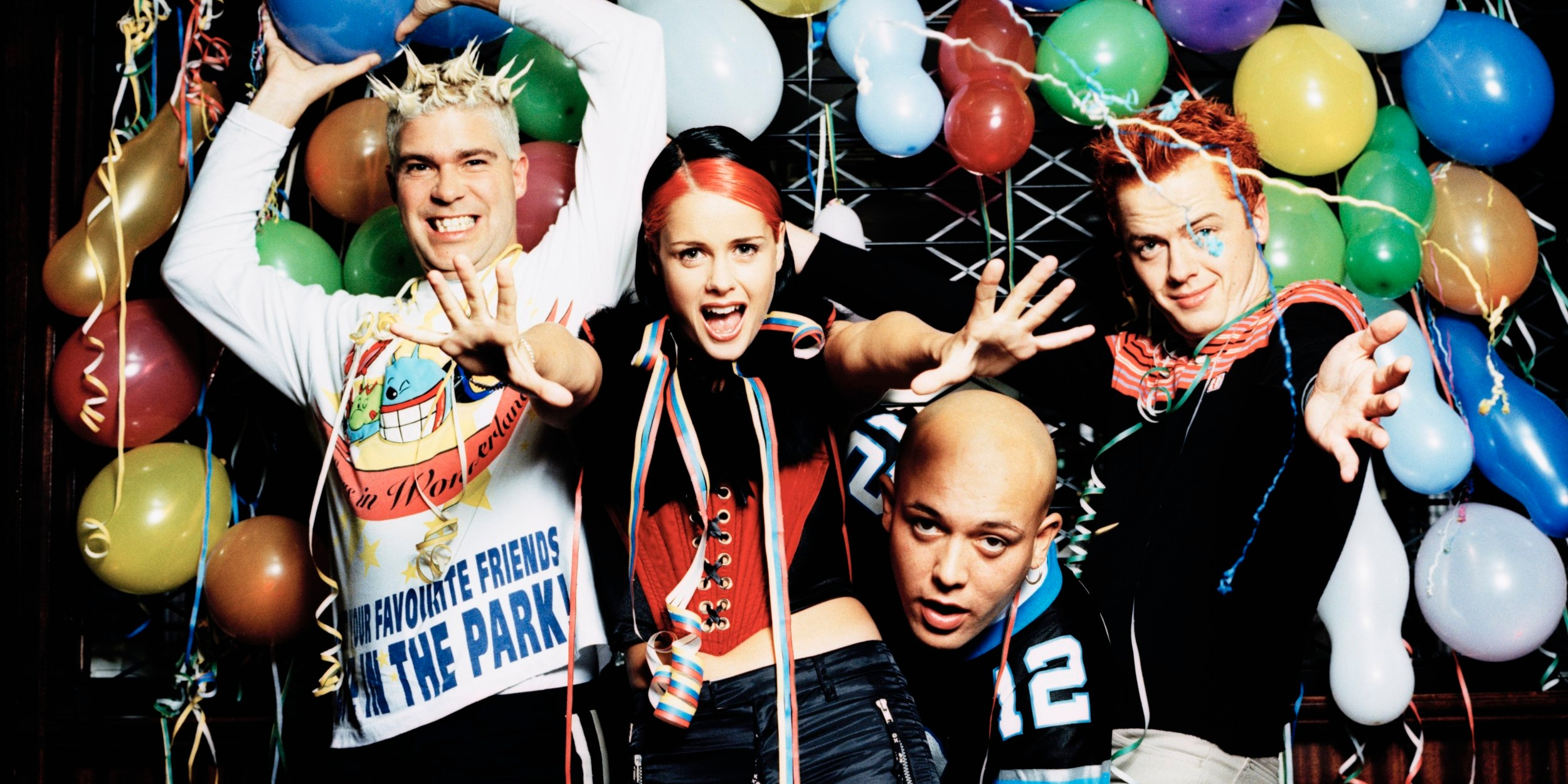 Singaporeans went totally nuts for Aqua in 1999 at their first concert here