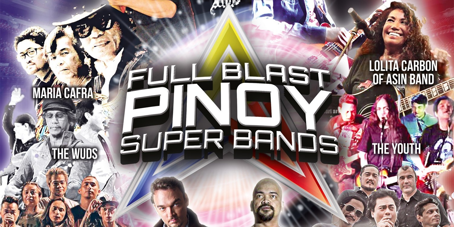 The Youth, The Wuds, Juan dela Cruz band, and more to perform in one-night-only concert