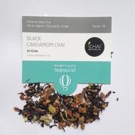 Black Cardamom Chai from Ichai