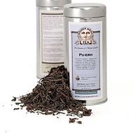 Pu-erh from Golden Moon Tea