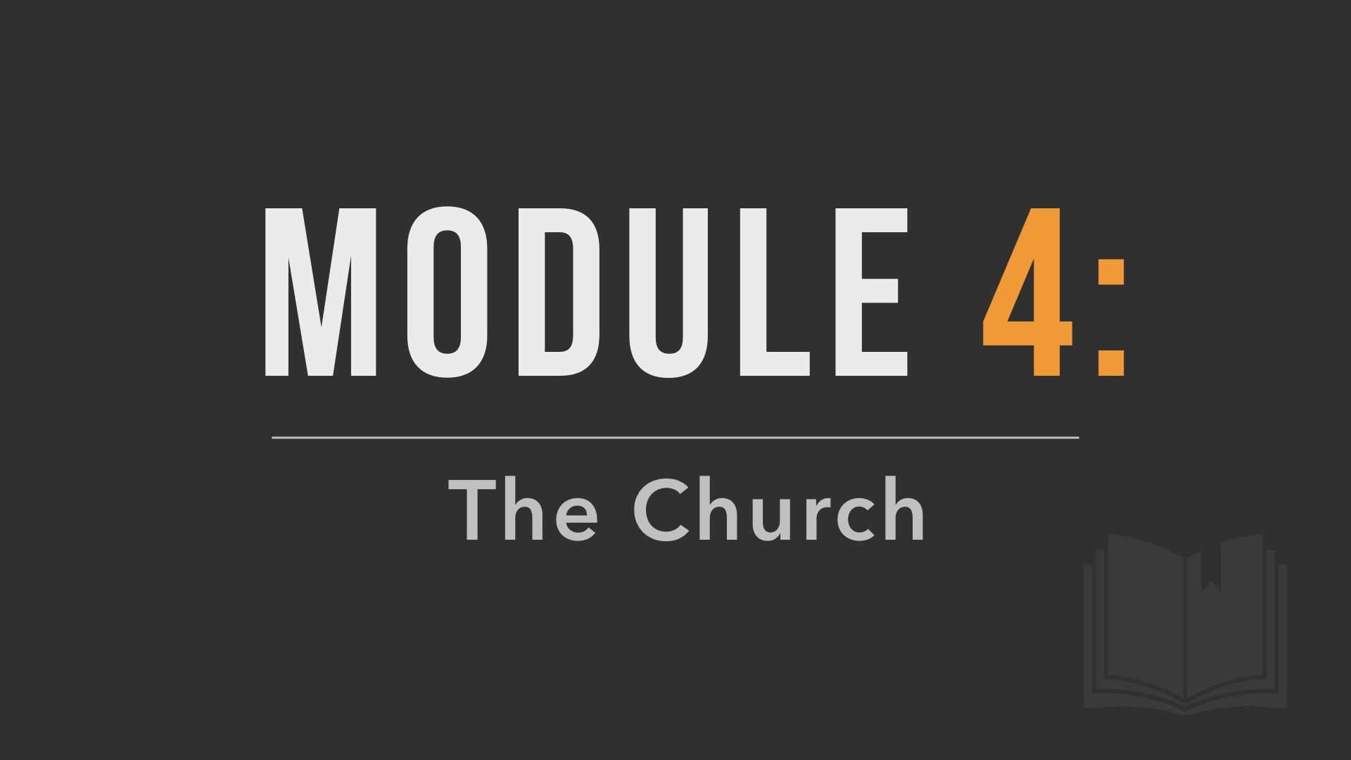 Module 4 Poster Image
