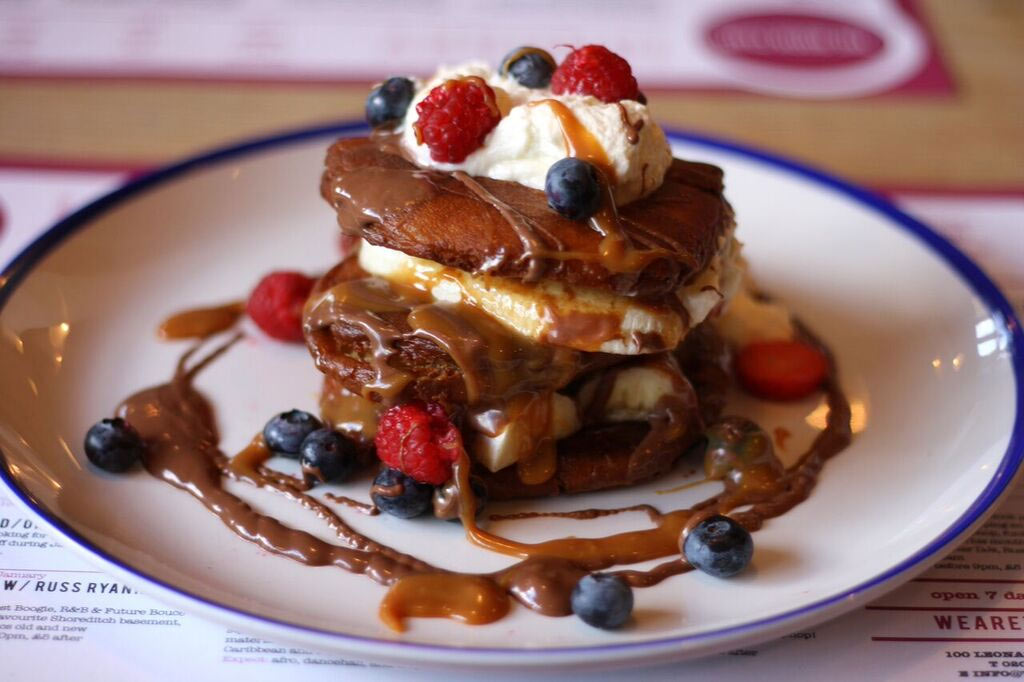 LONDON PANCAKES
