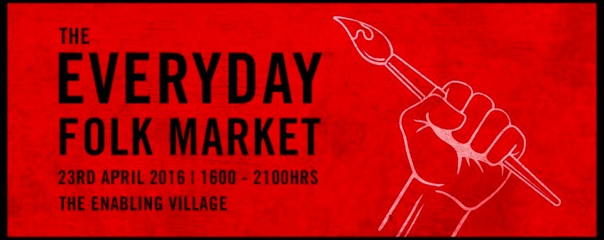 The Everyday Folk Market in partnership with The Local People