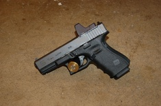 Glock Glock MOS with Trijicon RMR