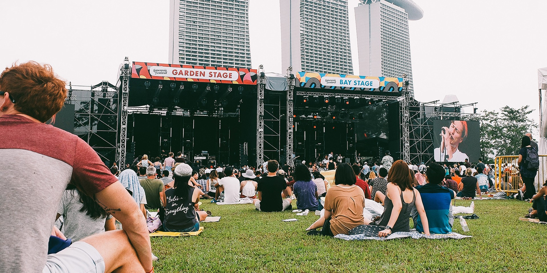 Here's all you need to know about Laneway Festival 2017
