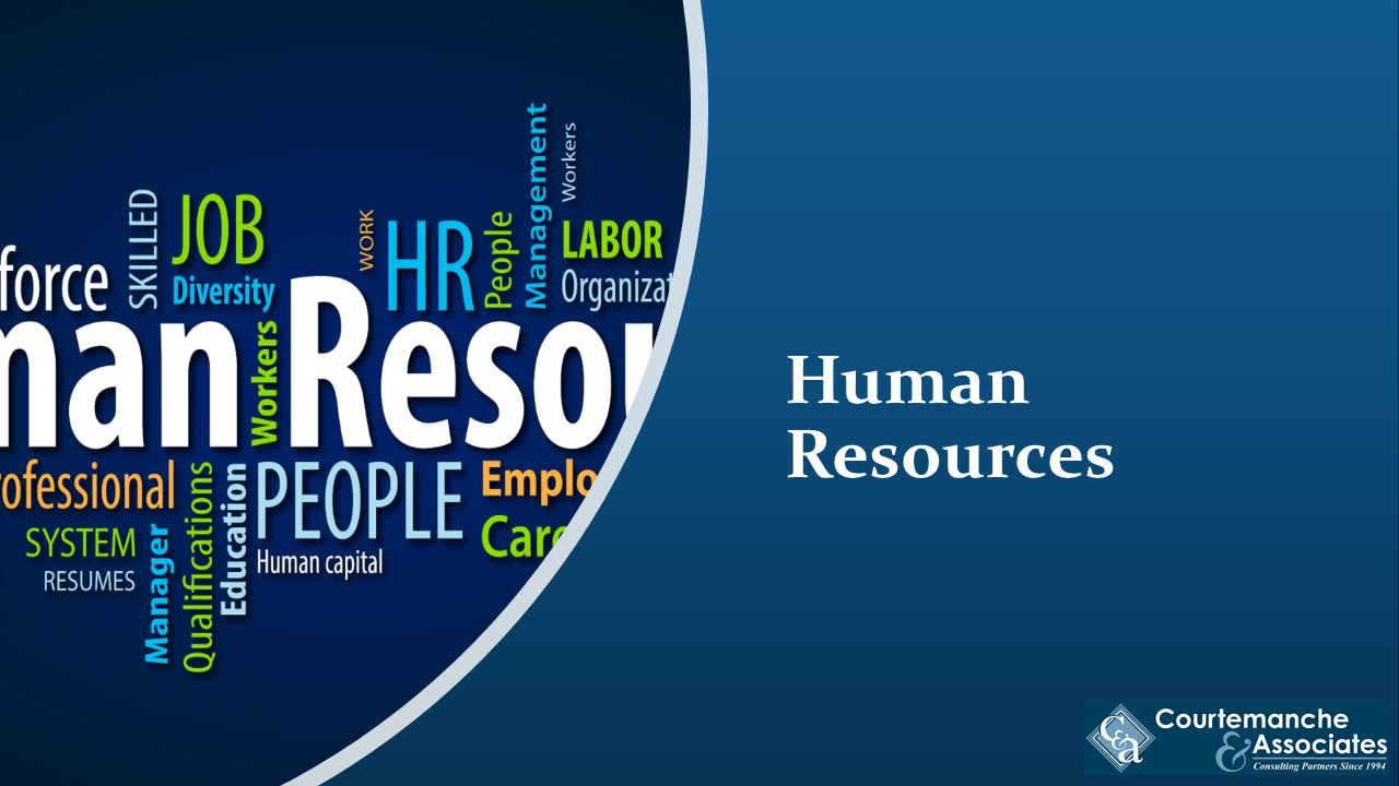 Foundational Requirements for Human Resources