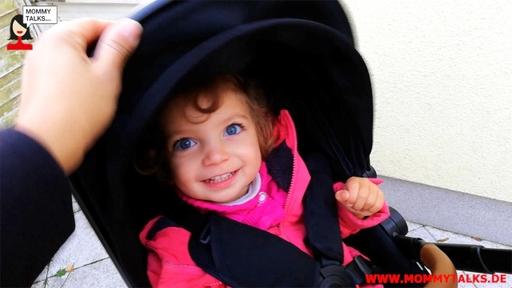 Bewertung Video über den DuetPro Kinderwagen von Qtus mit Mama Natalie
