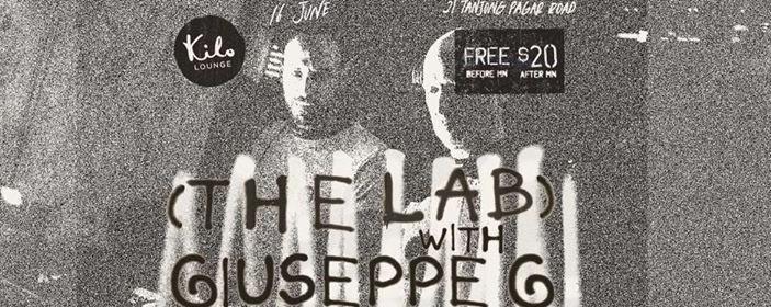 The lab with Giuseppe G & DJ SiFi