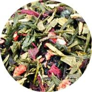 Organic Wild Berry Green Tea from Tea District