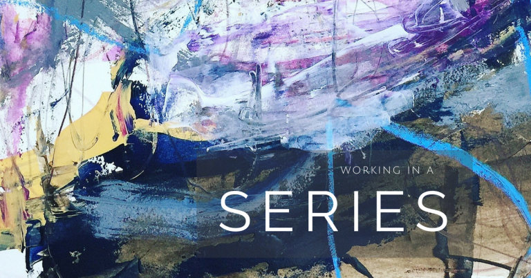 Studio Journey: Working In A Series