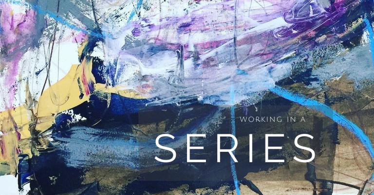 Studio Journey: Working In A Series