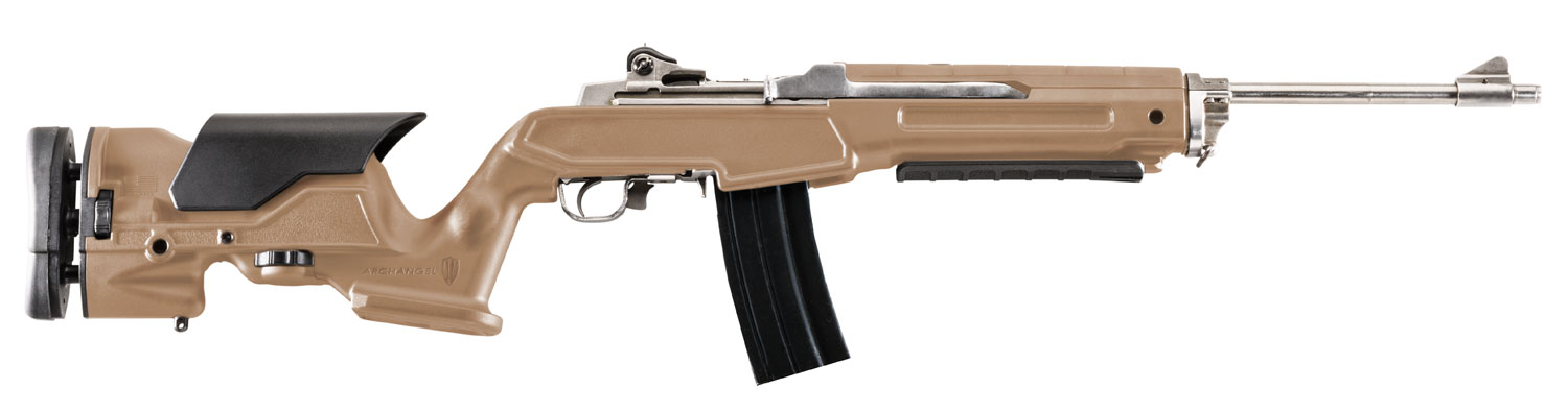 Promag Archangel Precision Stock Aaminidt Troy City Tactical