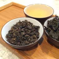 Iron Goddess Charcoal Roasted Oolong from Mandala Tea