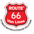 Route 66 Van Lines | Clarksburg MD Movers