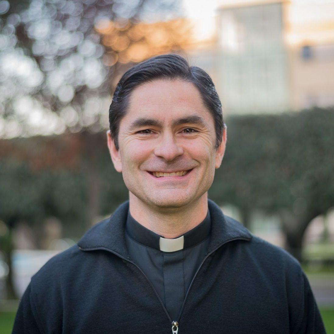 Padre Jorge Obregón LC