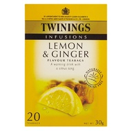 Lemon and Ginger from Twinings